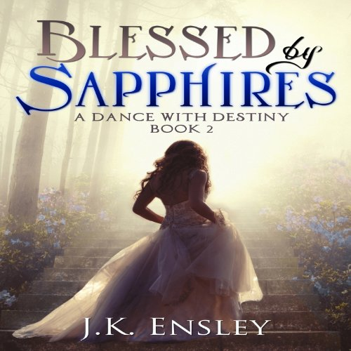 Blessed by Sapphires audiobook cover art