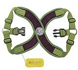 Gooby Dog Harness, Small, Purple