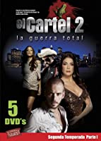 Season 2 Pt. 1-La Guerra Total [DVD]