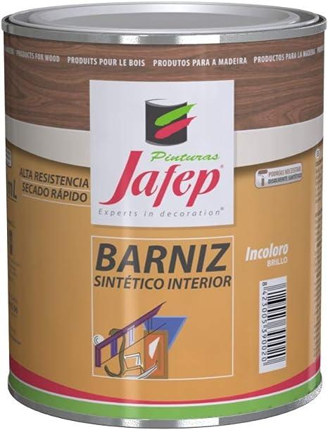JAFEP Barniz Tinte Castaño 750 ML