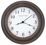 Bjerg Instruments Small 8' Wall Clock (Bronze)