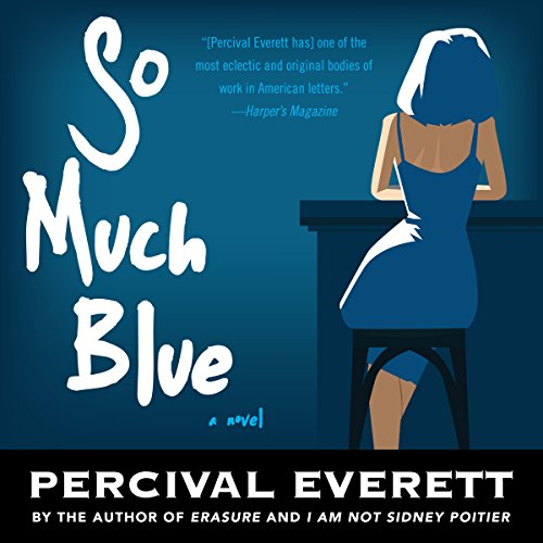 So Much Blue audiobook cover art
