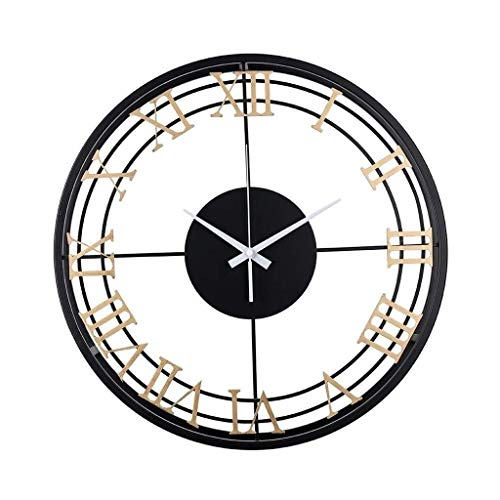 reloj de pared moderno Silenciosa del reloj de pared nórdico minimalista reloj de pared de la sala de estar creativo reloj...