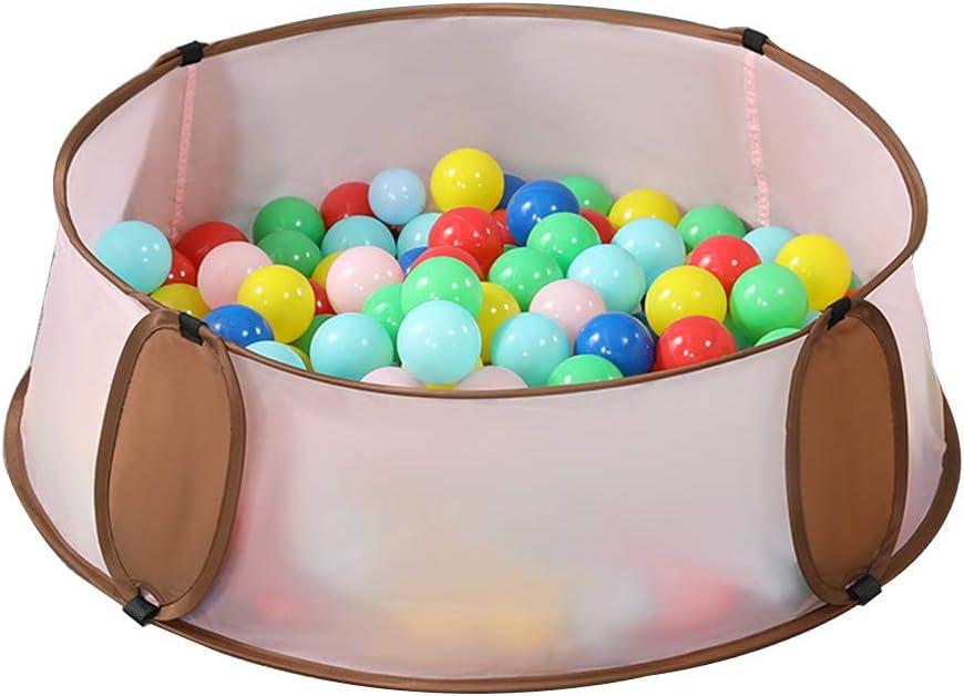 Attention brand Children's Playpen Ocean Ball Fe Pool Foldable Popular brand in the world Indoor