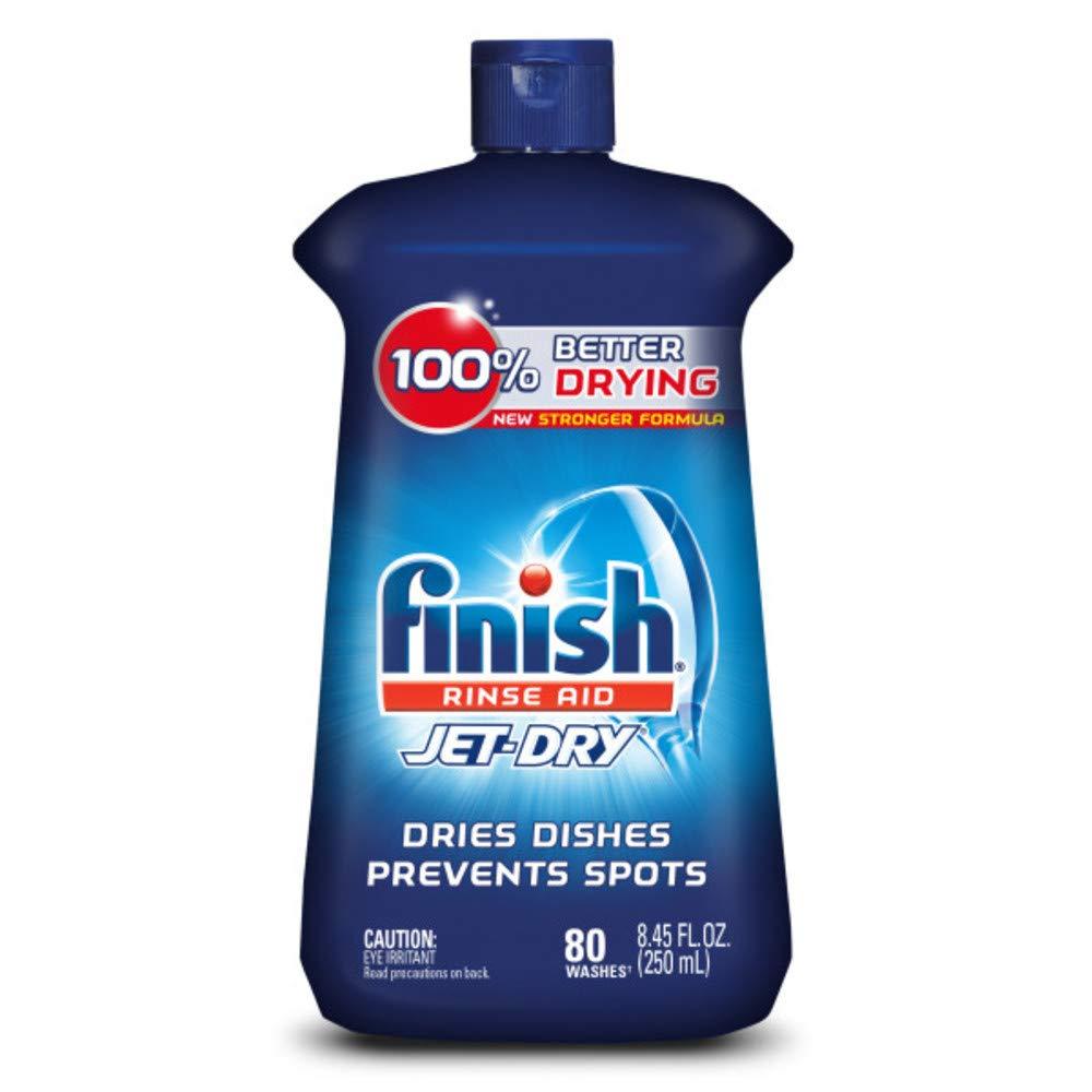 Finish Jet Dry 8 45oz Dishwasher Drying