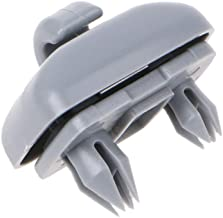 JenNiFer Gear Shift Bouton Cap Fibre De Carbone Couverture Accessoires pour Audi A4 B9 A5 Q5 Q7
