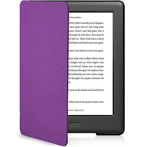 Forefront Cases Kobo GLO HD (N437) Funda Carcasa Stand Smart Case Cover - Ultra...