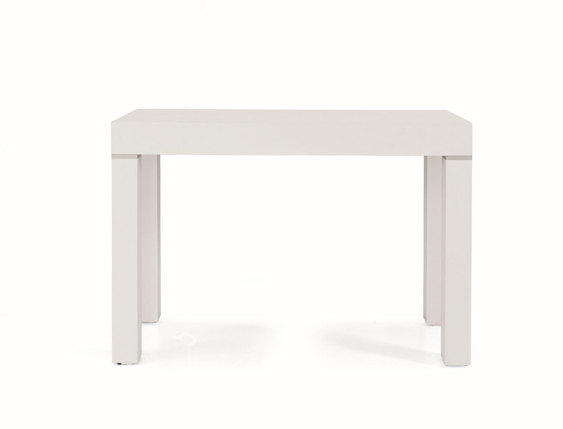 Fashion Commerce FC600 Consolle Allungabile Legno Bianco