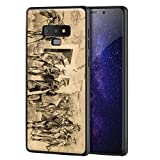Berkin Arts Frederic Remington für Samsung Galaxy Note 9