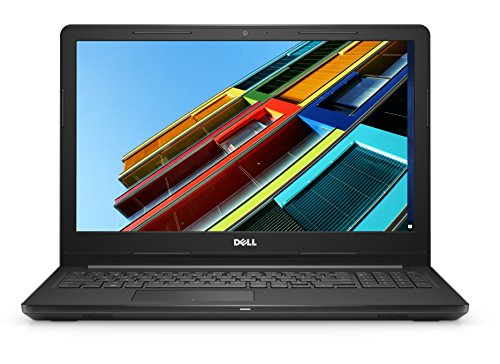 Dell Inspiron 15 3000 15.6-Inch Laptop (Matt Black) - (Intel Core i3, 4GB RAM, 1TB HDD, Windows 10)