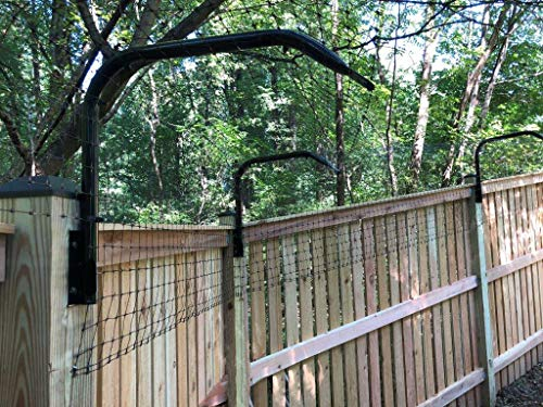 Kitty Corral Cat Fence Conversion System 100'