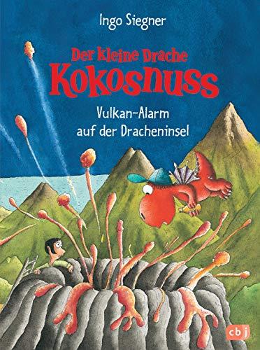 Der kleine Drache Kokosnuss - Vulkan-Alarm auf der Dracheninsel (Die Abenteuer des kleinen Drachen...