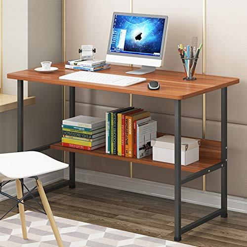 WAYERTY Multi-tamaño Mesas para Ordenador,Moderno Simple Estilo Trabajo Mesas Casa Oficina Robusto Estudio Escritorios Estación Industrial Mueble PC Mesa A 80x40x72cm(31x16x28inch)