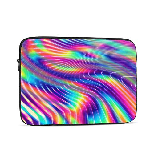 3D Printing Durable Marble 5 Laptop Sleeve Case,15 Inch Laptop Bag for Men,Computer Liner Bag for MacBook