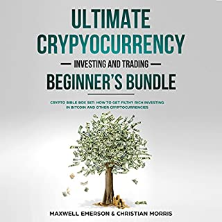 Ultimate Cryptocurrency Investing and Trading Beginner's Bundle cover art