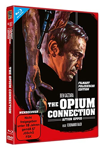 The Opium Connection - Uncut - Limited Edition auf 1000 Exemplare (+ DVD) [Blu-ray]