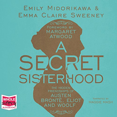 A Secret Sisterhood audiobook cover art