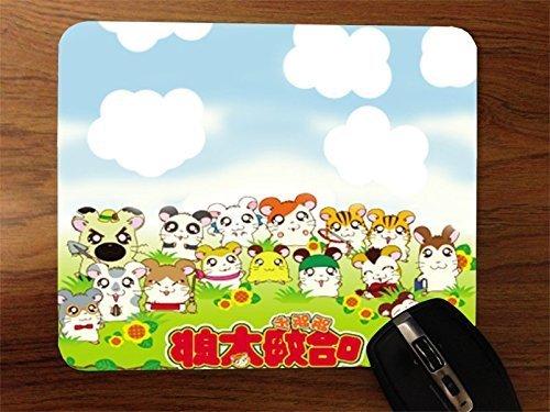 Hamtaro Desktop Mouse Pad