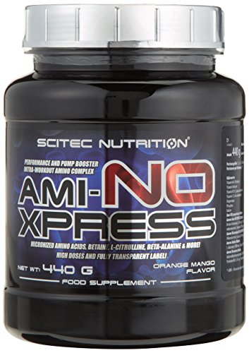 Scitec Nutrition Ami-No Xpress, 440 Grammi, Arancia Mango