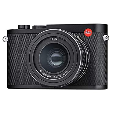 Leica 19050 Q2 Digital Camera with 47.3MP full-frame CMOS Sensor Maestro II image processor summilux 28mm f/1.7 Lens