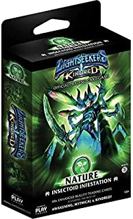 Lightseekers Kindred Nature Campaign Deck - Insectoid Infestation