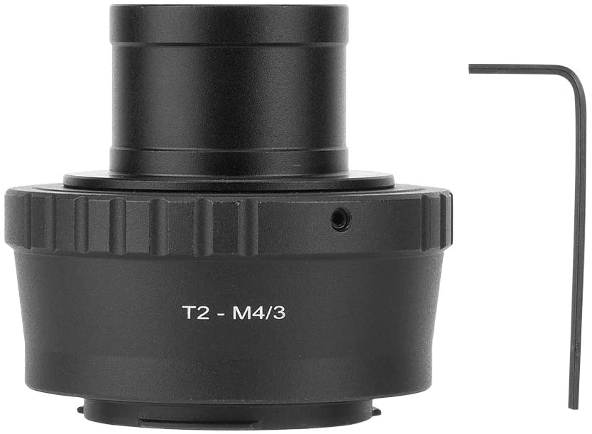 Portable Product T2-M4 New mail order 3 Telescope Mount Adapter Ring C Metal inch 1.25