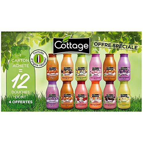 Cottage Offre Spéciale Douches Lait Hydratantes...