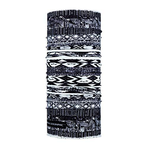 Buff Thabo Tour de Cou Protection Solaire Coolnet Mixte Adulte, Grey, FR Unique Fabricant : Taille One sizeque