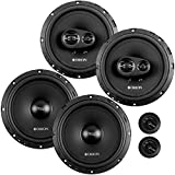 Orion Cobalt Series CO653 6.5' 300W Max 3-Way and CO652C 6.5' 500W 2-Way Coaxial Speakers Set