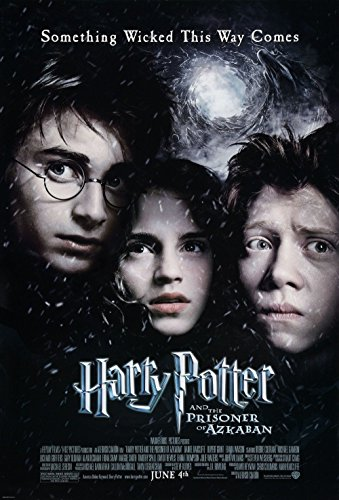 Close Up Harry Potter und der Gefangene von Azkaban (2004) | US Import Filmplakat, Poster [68 x 98 cm]