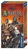 Die Legenden von Andor - Dunkle Helden: Ergänzung für 5/6 Spieler