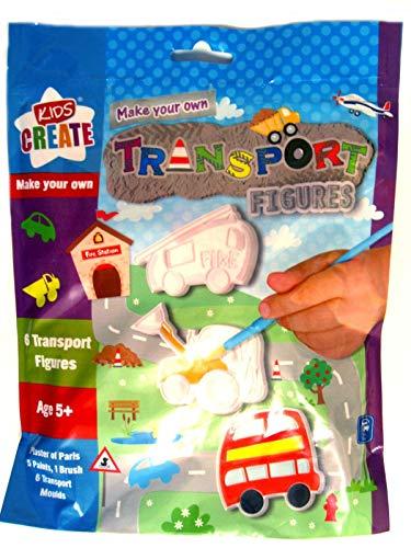 Anker-Kids Create Arts en Crafts Jongens My figuren in 2 designs, kunststof, diverse kleuren
