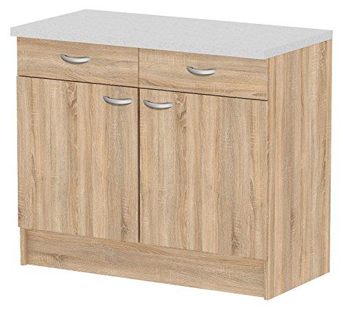 2 madera Mobile Cocina A2 Kit pz Tvilum APS casset45519 AK 1 xdBCoerW