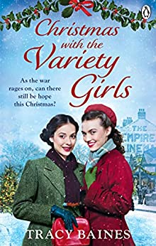 Christmas with the Variety Girls by [Tracy Baines]