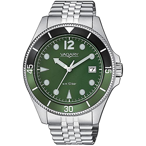 orologio solo tempo uomo Vagary By Citizen Aqua 39 casual cod. VD5-015-41