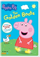 Peppa Pig: The Golden Boots [DVD] [Import]