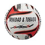 GILBERT-Mini balón de netball [Trinidad & Tobago]