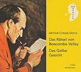 Das Rätsel von Boscombe Valley. Das gelbe Gesicht. 2 CDs. [Audiobook]