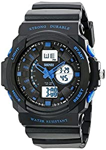 Mens Military Sport Wrist Watch image