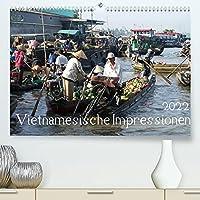 Vietnamesische Impressionen (Premium, hochwertiger DIN A2 Wandkalender 2022, Kunstdruck in Hochglanz): Eine Reise durch Vietnam von Hanoi im Norden bis zum Mekong-Delta im Sueden (Monatskalender, 14 Seiten )