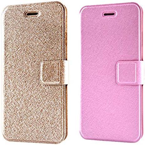 iPhone 8 Plus Case iPhone 7 Plus Wallet Case CaseHQ Magnetic Closure Credit Card Slot Cash Holder product image