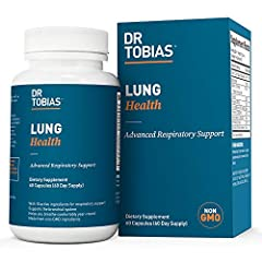 Formulated with vitamins, enzymes and herbs for respiratory support Cleanses and supports your bronchial system Designed to help you breathe comfortably Non-GMO Manufactured in USA