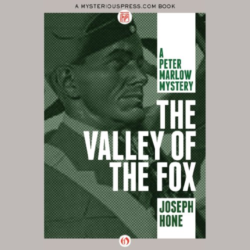 The Valley of the Fox audiobook cover art