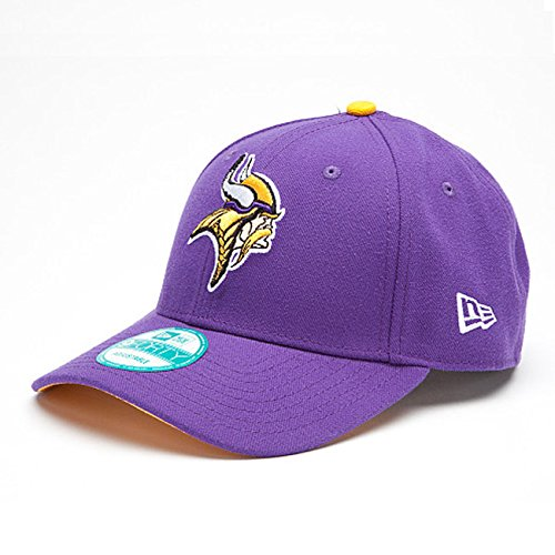 New Era First Down NFL – Gorra (Ajustable), Minnesota Vikings NFL ...