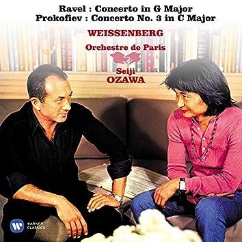 Ravel: Piano Concerto in G Major - Prokofiev: Piano Concerto No. 3 in C Major, Op. 26