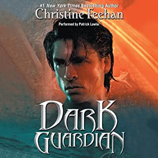Dark Guardian audiobook cover art