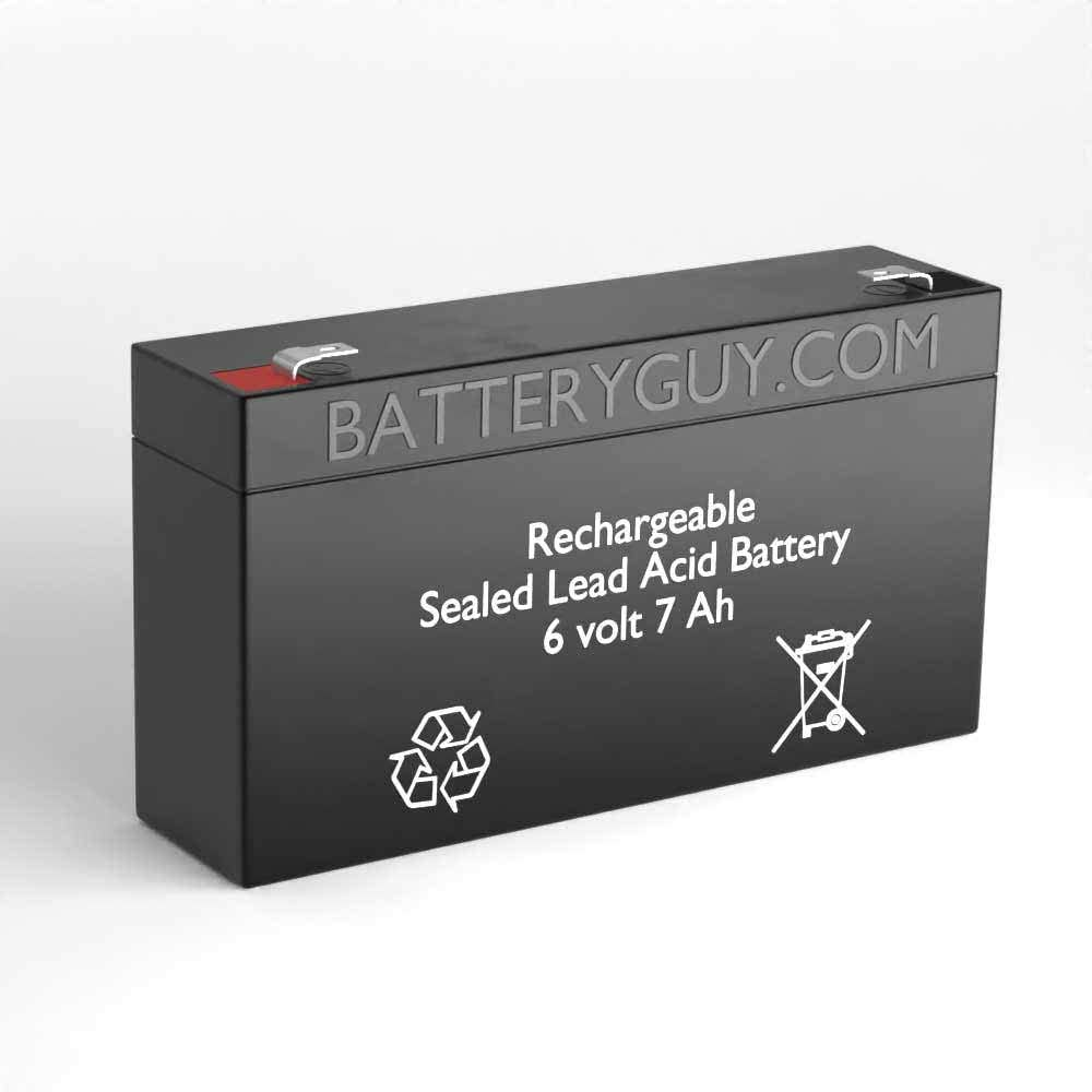 Opening large release sale GPS GPS7-6 Replacement Rechargeable Max 43% OFF Battery