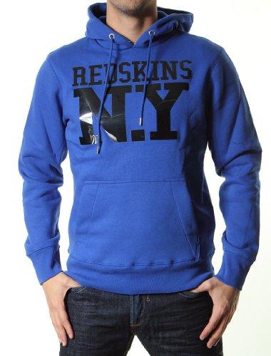 Redskins Pull/Sweatshirt Delta Porter Hard Blue - Bleu - Taille 2XL
