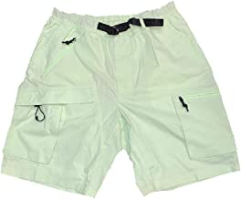Nike Men's ACG Cargo Shorts BQ3618 388 Light Liquid Lime
