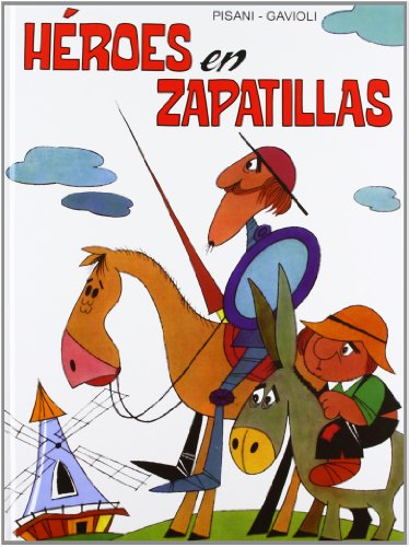 Héroes en zapatillas (Personajes Historia)